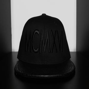 Image of NOIR MCMXVI STRAPBACK