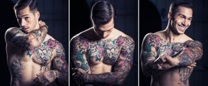 Image of Alex Minsky - Series of 3 portraits