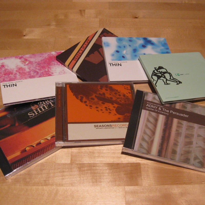 Image of Seasons CD Collection