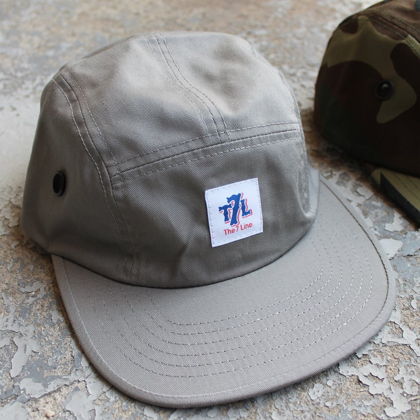 Image of 5 panel (grey)