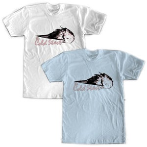 Image of The Cold Start - 'Sleeping Bird' Tee and Tank (Vest!)