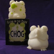 Image of 2013 SDCC Glow-in-the-Dark Chog - SOLD OUT