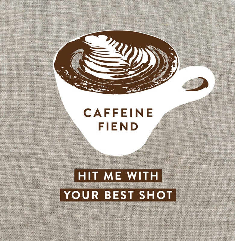 Image of caffeine fiend