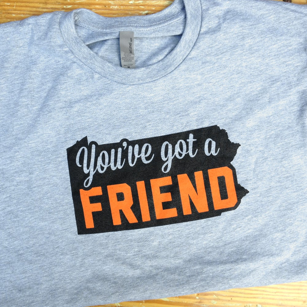 Image of You've Got a Friend in Pennsylvania