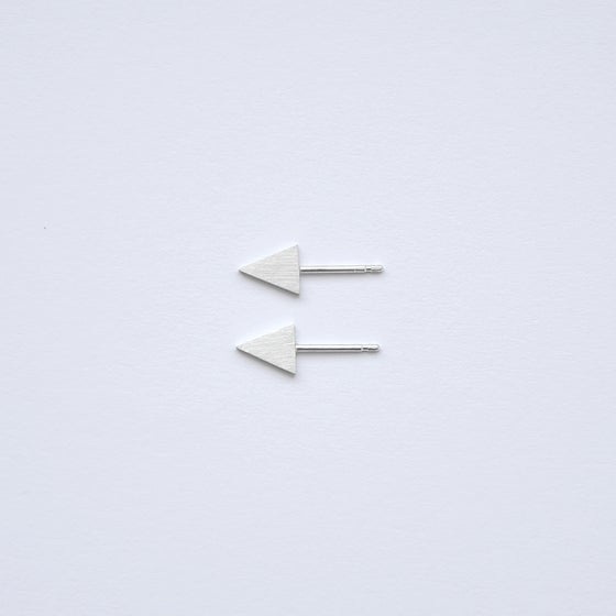Image of pointer earrings