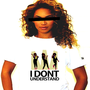Image of I Don't Understand Tee