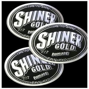 Image of SHINER GOLD CLASSIC POMADE 3 PACK