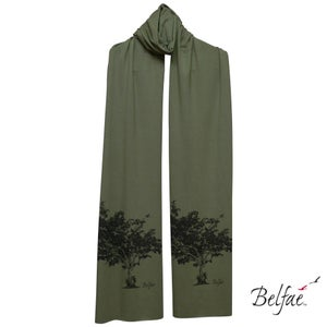 Image of Treehouse bamboo jersey scarf