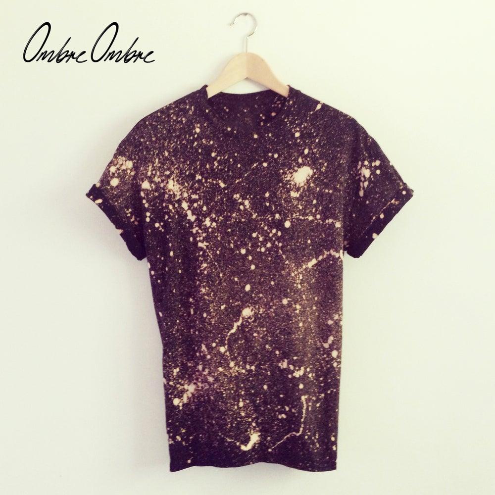 Image of Galaxy Tee - Black