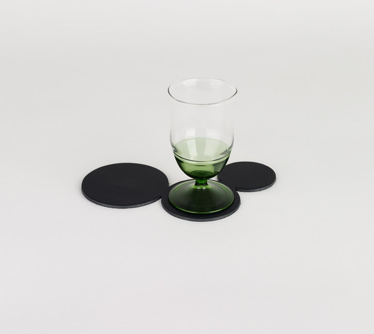 Image of In Vino Veritas Coaster 3 Circles