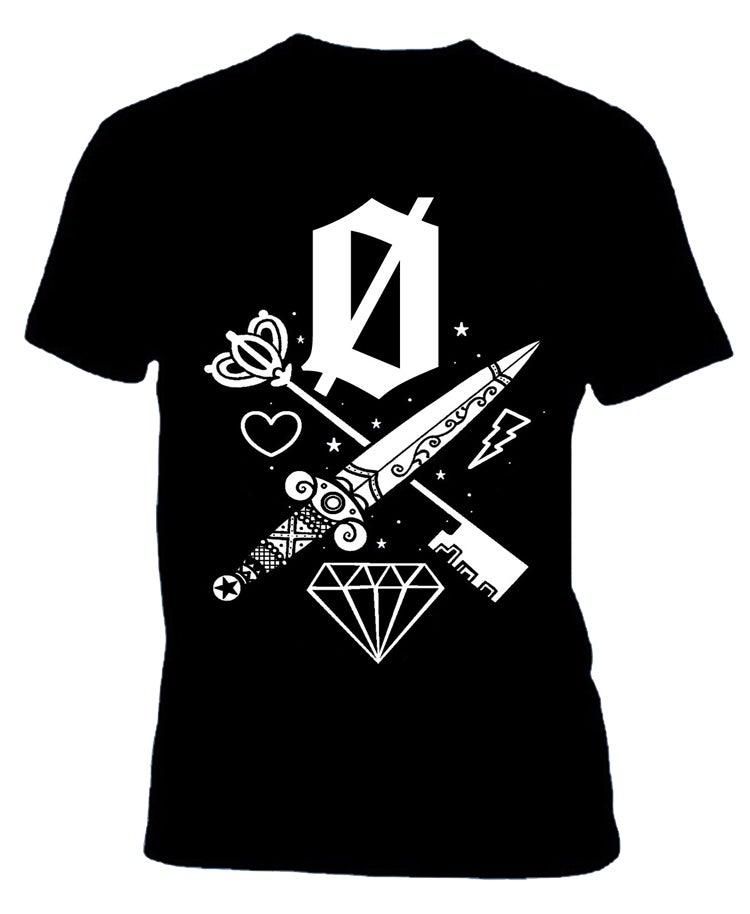 Camiseta Chico/Chica Logo / Conjunto Vacio
