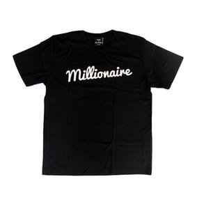 Image of Millionaire T-shirt (black)