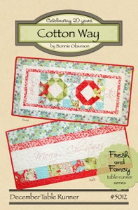 Image of December - Fresh and Fancy Paper Pattern #5012
