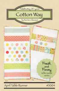 Image of April - Fresh and Fancy Paper Pattern #5004