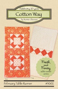 Image of February - Fresh and Fancy Paper Pattern #5002