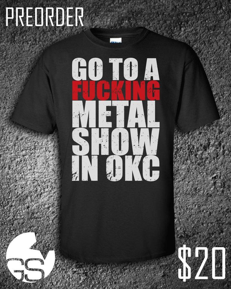 Image of OKC Metal
