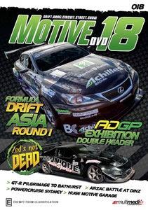 Image of Motive DVD #018