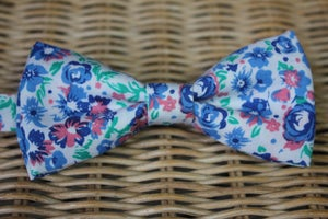 Image of Wildflowers -Bow Tie