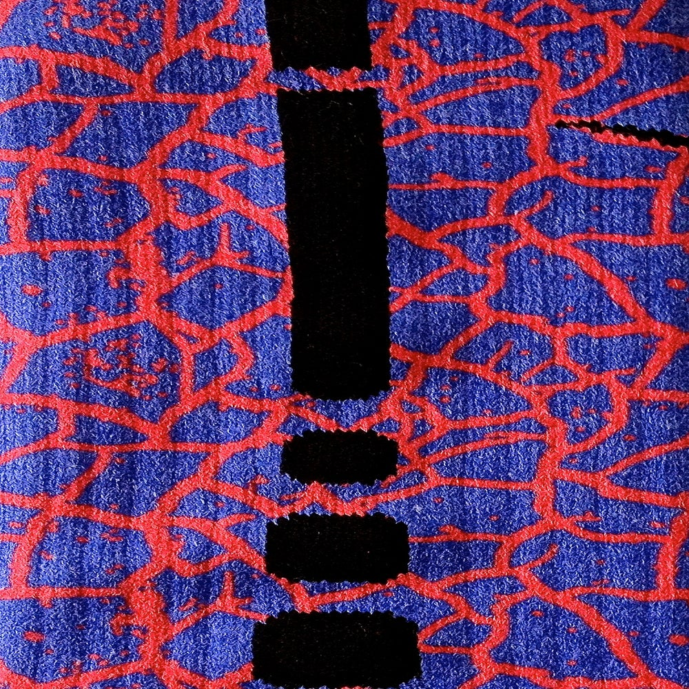 Image of CP3 Lob City Custom Nike Elite Socks (Away)