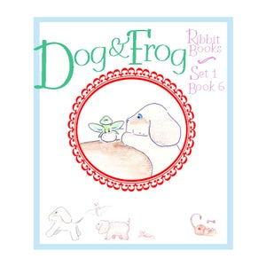 Image of Dog and Frog