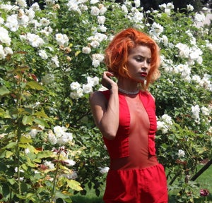 "Image of Red Dress ""Maxine"""