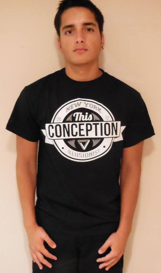 Image of This Conception Logo T-Shirt