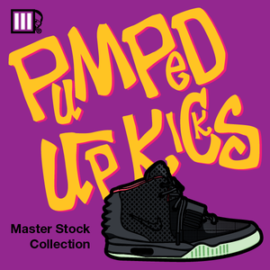 Image of Pumped Up Kicks Vol. I Stock Vector