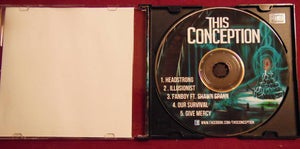 Image of This Conception CD (Self-Titled EP)