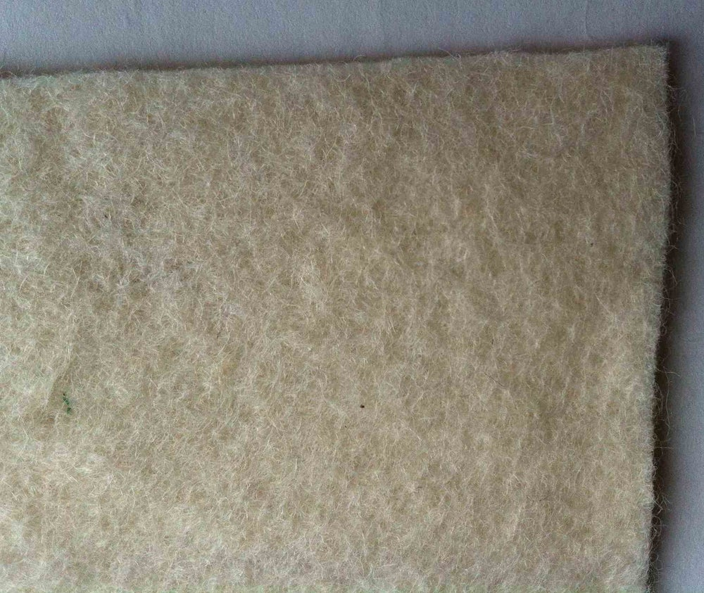 Image of  wool felt backing (1.5mm thick) 50cm x 50cm
