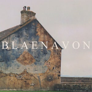 "Image of BLAENAVON DEBUT 7"" SINGLE - INTO THE NIGHT // DENIM PATCHES"