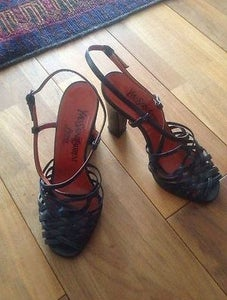 Image of sandales yves saint laurent