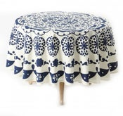 Image of Anthropologie Tablecloth