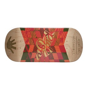 Image of Ride On Skateboard Deck