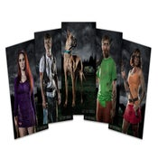 "Image of Scooby gang ""Hero shots"" - set of 5 (multiple sizes)"