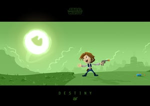 Image of Little Han's Destiny
