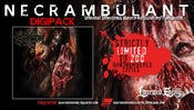 Image of NECRAMBULANT - Infernal Infectious Necro-Ambulatory Pandemic DIGIPACK