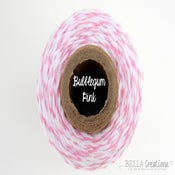 Image of Bubble Gum Pink TIMELESS TWINE™ - Think Pink - Breast Cancer Awareness Month