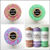 Image of Timeless Twine Sorbet Collection - Choose your color