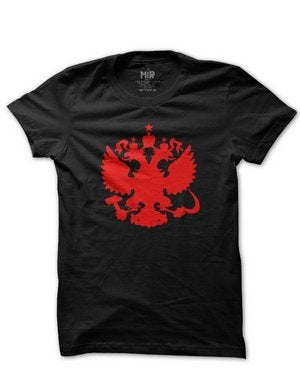Image of MIR039 [IMPERIAL EAGLE] T-Shirt (7 COLORS)