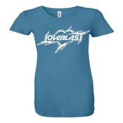 Image of LOVEBLAST logo T-shirt (Babydoll)