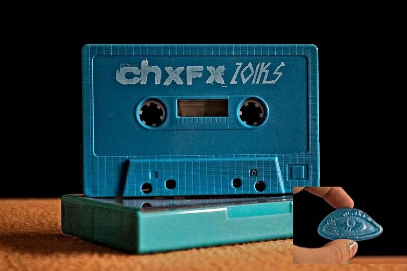 Image of CHXFX - ZOIKS