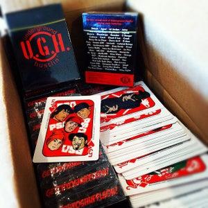 Image of Underground Hustlin' Playing Cards