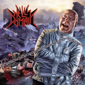 """Image of Hell's Domain """"Hell's Domain"""" Cd"""