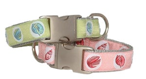 Image of Beach Shells - Dog Collar in the category  on Uncommon Paws.
