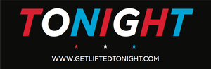 Image of GLT RED WHITE BLUE STICKERS