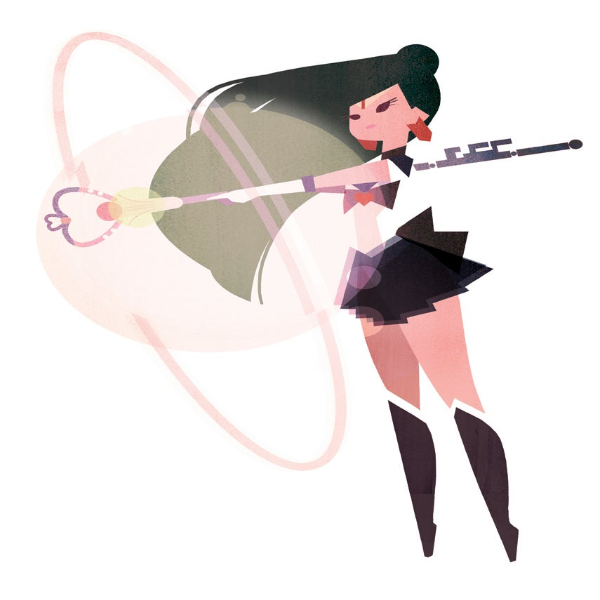 Image of Sailor Pluto