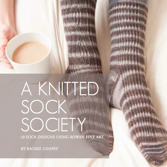Image of A Knitted Sock Society