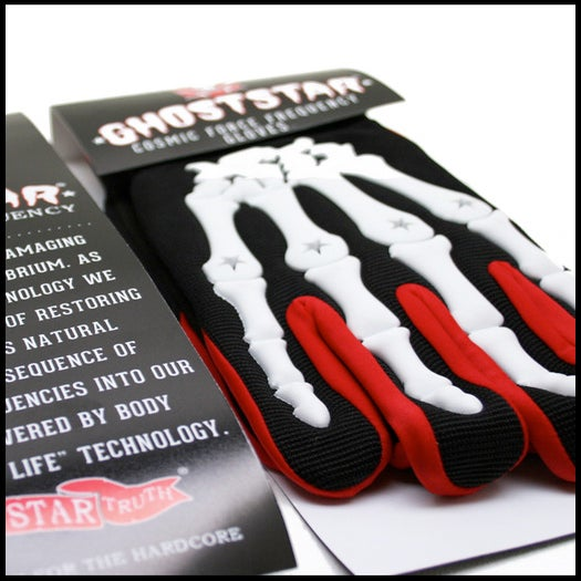 Image of COSMIC FORCE FREQUENCY GLOVES