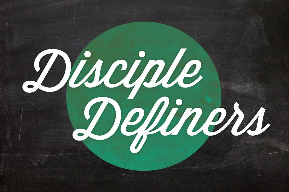 Image of Disciple Definers Series - 10 CD Set