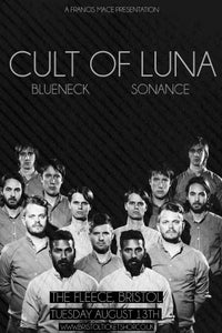 Image of Cult of Luna - Limited £9.50 Tickets